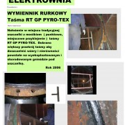 PYRO-TEX Wymiennik Stalowa