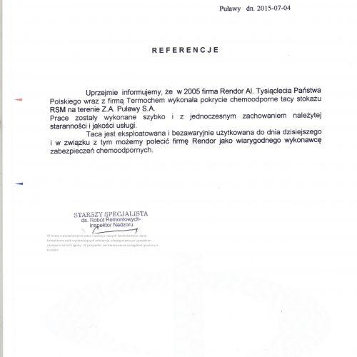 taca stokazu RSM Azoty